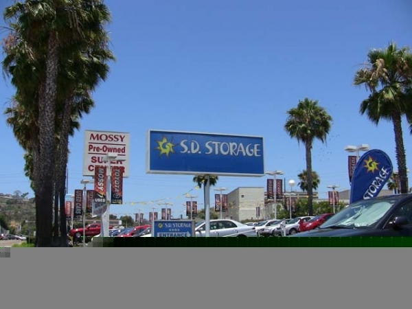 SD Storage - Pacific Beach Self Storage - Photo 3