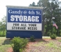 Gandy Storage @ 4th Street